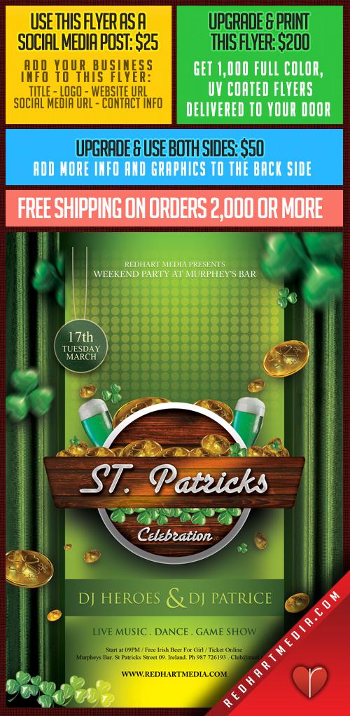 09 St-Patricks Template