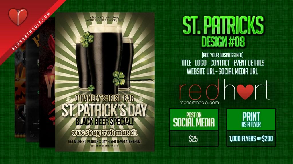 St-Patricks Template #08