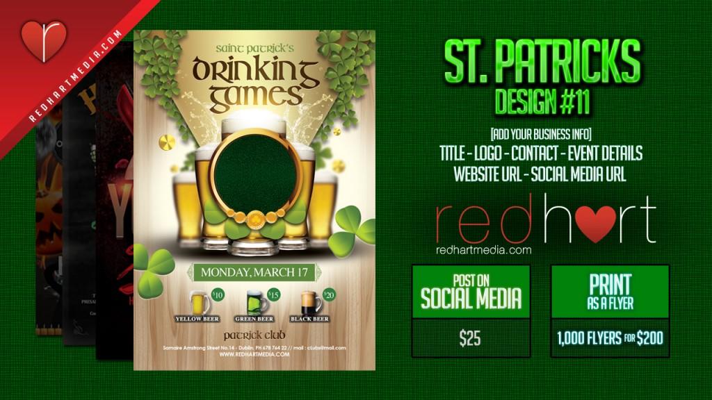 St-Patricks Template #11