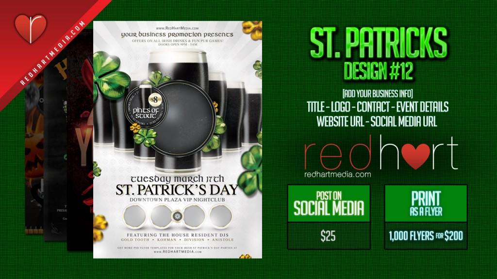 St-Patricks Template #12