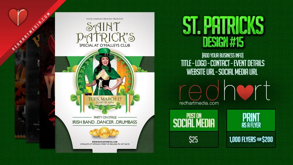St-Patricks Template #15